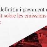 impost sobre les emissions de CO2
